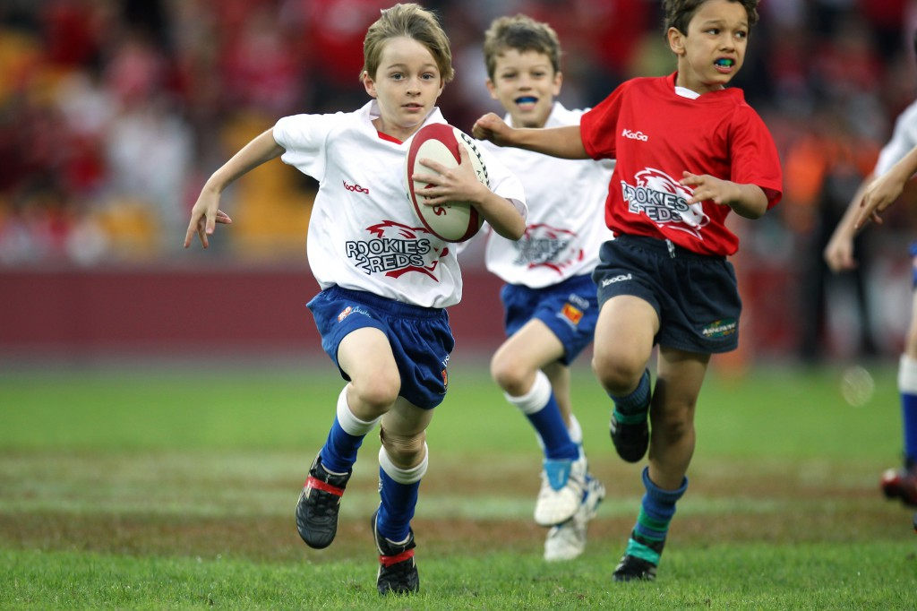 little-rugby-players